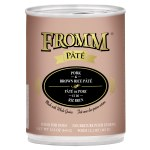 Fromm Pork & Brown Rice Pate'