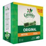 Greenies Value Tub Petite36oz