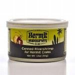 Hermit crab rivershrinp