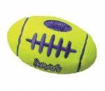 Air Dog Squeaker FOOTBALL Med