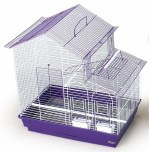 Large Parakeet Roof Top Cage