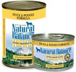 Natural Balance LID Duck & Potato Can