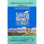 Natural balance CAT LID CHIC & GREEN PEA