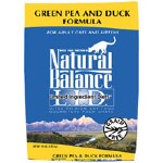 Natural balance GREEN PEA & DUCK CAT 10#