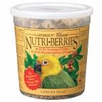 Nutriberries Conure