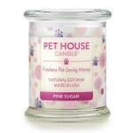 Pet House Candle Pink Sugar