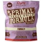 Primal frz dry cat turk 5.5oz