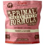Primal Frz Dry Dog Turk Sard