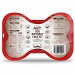 Puppy Cake Birthday Kit Carob