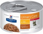 Sci Diet Cat Can Uri HB 2.9oz