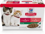 Sci Diet Kitten Variety Pack