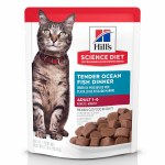 Sci Diet Oceanfish Cat Pouch