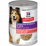 Sci Diet Sens Stom Dog Can