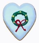 Wreath Heart Bakery