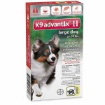 Advantix II 2pk Lg Dog