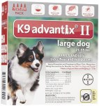 Advantix II 4pk Lg Dog