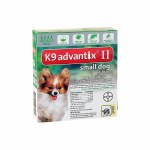 Advantix II 4pk Sm Dog
