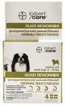 Bayer Quad Dewormer Sm Dog