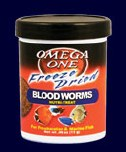 OMEGA ONE BLOODWORMS .46 OZ