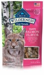 Blue Wild Cat Crunchy Salmon