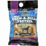 Chew A Bull Mini Pretzel Pb