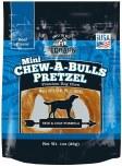 Chew A Bulls Mini Pretzel Beef