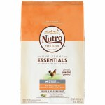 Nutro Whole Ess Senior 30#