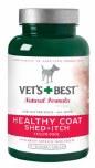 Vets Best Healthy Coat 50 Tabs