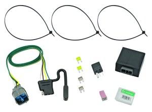 honda pilot trailer wiring kit - hitch warehouse  hitch warehouse