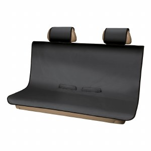 Seat Defender Bench Seat Cover - Black