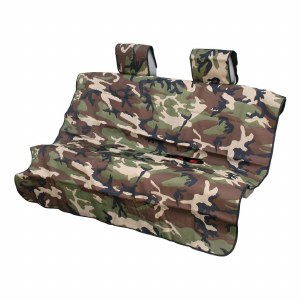 Seat Defender Bench Seat Cover - Camo