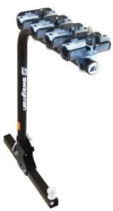 "XP Folding 4 Bike Towing Rack for 2"" Trailer Hitches 64975 Swagman"