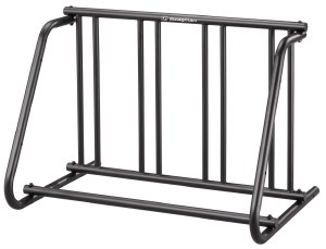 Single Sided Floor Stand Bike Storage for up to 4 Bikes 7504S Swagman
