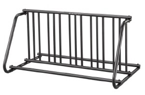 Double Sided Floor Stand Bike Storage for up to 10 Bikes 7505D Swagman