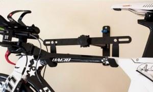 Wall Mounted Fold Down Bike Hanger - Fold It Deluxe - 80956 Swagman