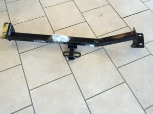 Toyota Sienna Van Trailer Hitch w/o drawbar