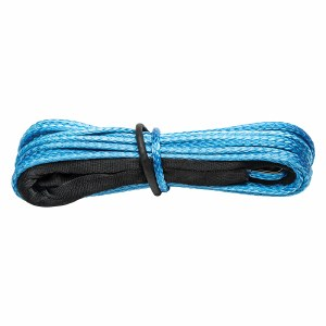 Electric Winch Synthetic Rope - 6mm x 50'