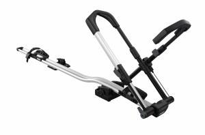 UpRide Roof Bike Rack - Upright Mount