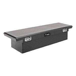 "69"" Crossover Truck Tool Box with Low Profile and Pull Handles"