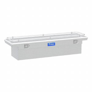 "69"" Crossover Truck Tool Box with Low Profile and Rail"