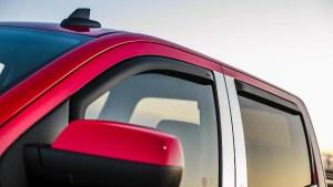 EGR Window Visors - GMC Canyon / Chev Colorado 1500 / 2500HD / 3500HD Ext Cab