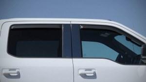 EGR Window Visors - Ford F-150 / F-250 / F-350 Super Crew