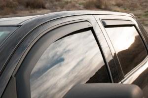 EGR Window Visors - Toyota Tundra CrewMax