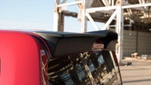 EGR Cab Spoiler - Dodge Ram 1500 / 2500 / 3500