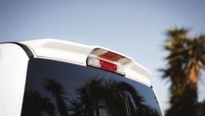 EGR Cab Spoiler - Ford F-250 / F-350