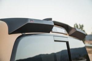 EGR Cab Spoiler - Toyota Tacoma