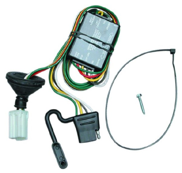 Isuzu Trooper, Acura SLX Trailer Wiring Kit - Hitch Warehouse | Acura Slx Trailer Wiring Harness |  | - Hitch Warehouse
