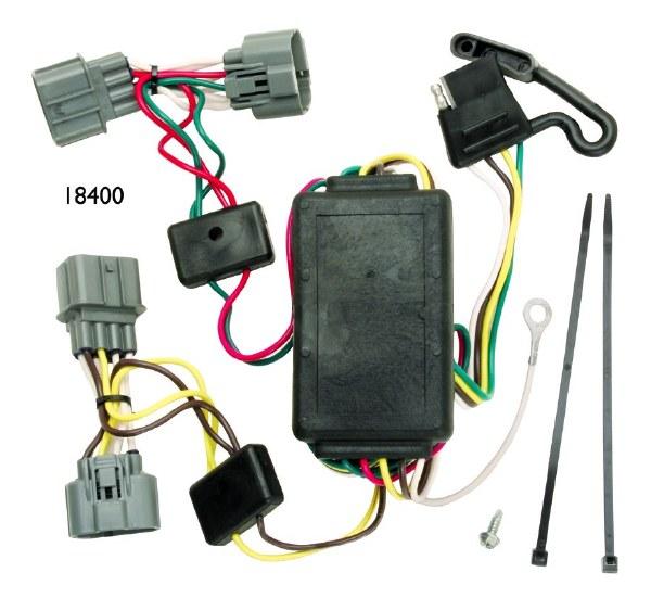 honda ridgeline trailer wiring kit - hitch warehouse  - hitch warehouse