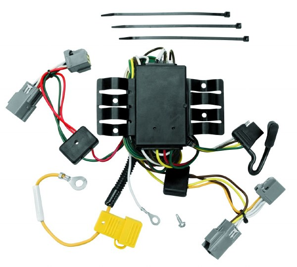 Volvo XC90 Trailer Wiring Kit - Hitch Warehouse | Volvo Xc90 Trailer Wiring |  | - Hitch Warehouse