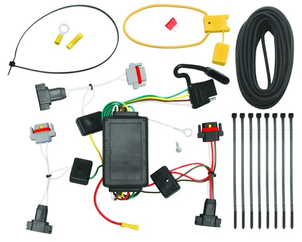 Chrysler PT Cruiser Trailer Wiring Kit - Hitch Warehouse | Pt Cruiser Trailer Wiring Harness |  | Hitch Warehouse